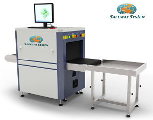 X Ray Baggage Scanner Security Machine- FDA & CE Compliant pictures & photos