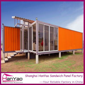 Sandwich Panel Living Container House pictures & photos