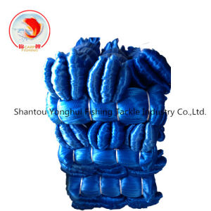 Nylon Monofilament Fishing Net with Dark Blue Color pictures & photos