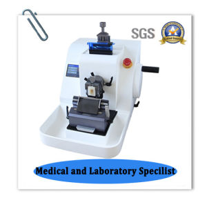 High Quality Laboratory Pathological Semi Automated Microtome pictures & photos