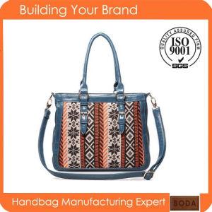 Cheap Weekend Exotic Canvas Women Handbag pictures & photos