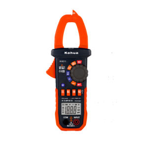Digital Clamp Meter (KH211) with ISO Certified pictures & photos