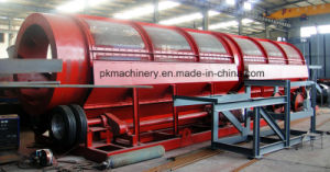 Municipal Solid Waste Trommel with High Quality pictures & photos