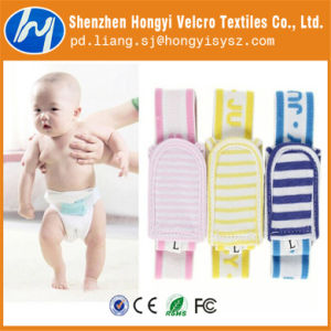 Elastic Hook & Loop Tape for Baby Diaper pictures & photos