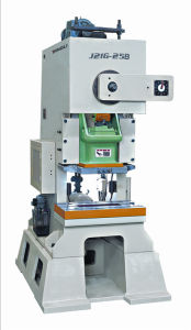 Jh21series Open Back Press Machine with Dry Clutch pictures & photos