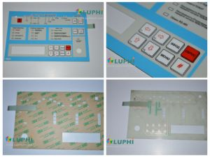 Pet Printing Circuit Membrane Switch Industrial Keypad pictures & photos