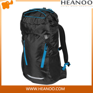 Mountaineering Sports Waterproof Nylon Rucksack Pack for Hiking pictures & photos