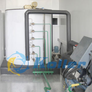 Freon System Use Evaporator for Ice Make Manufacturer pictures & photos