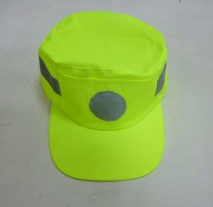 2015 Promotional Reflective Cap Reflective Hat pictures & photos