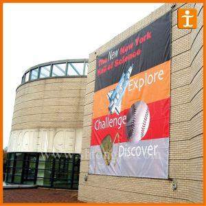 Vinyl Mesh Banner Screen Printing Mesh Fence Banner pictures & photos