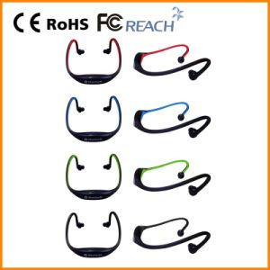 Neckband Mobile Phone Handfree Sport Bluetooth Headset Wireless (RBT-683E)