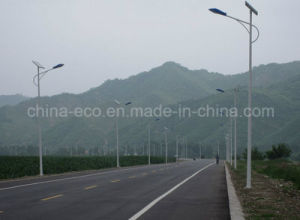 30W Solar Street Lights with 12V100ah Battery