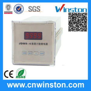 Jdm9-4 Digital Display Time Switch Relay with CE pictures & photos