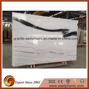 White Marquina Marble Slab for Countertop/Wall Tile pictures & photos