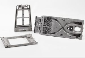 Vehicle Armrest Bracket of Magnesium Die Casting pictures & photos