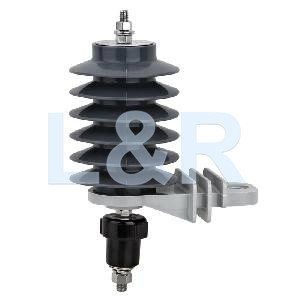 12kv Polymer Lightning Arrester Surge Arrester pictures & photos