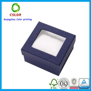 Wholesales Custom Logo Gift Box Package Box with Clear Window