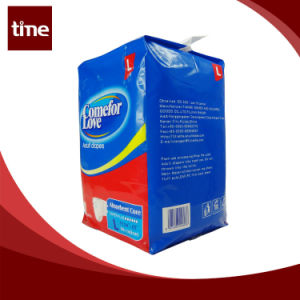 Wetness Indicator Adult Diaper for Elderly pictures & photos
