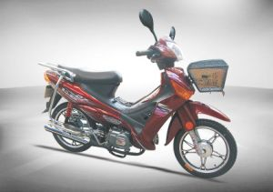 110cc New Cub Motorbike (JL90-5) pictures & photos
