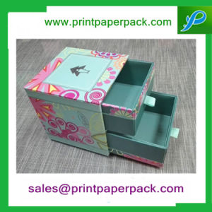 Custom Cardboard Drawer Gift Box & Bag Storage Jewelry Box Cosmetic Jewellery Box Gift Packaging Box pictures & photos