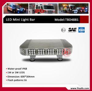LED Mini Ambulance Light Bar (TBD4881) pictures & photos