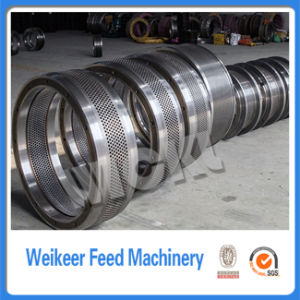 Hot Sale Biomass Pellet Mill Ring Die for Vietnam Customer pictures & photos