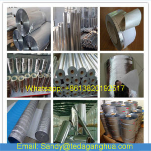 Pet LDPE PE Al Laminated Packing Film pictures & photos