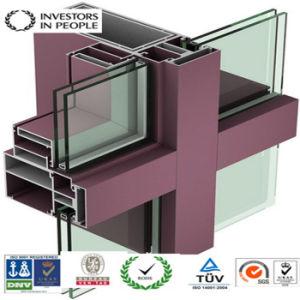 Aluminum/Aluminum Extrusion Profile of House pictures & photos