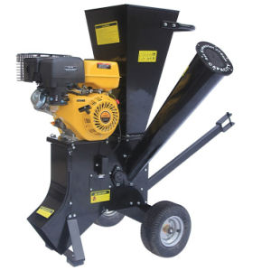 11 HP Gasoline PRO Wood Chipper pictures & photos