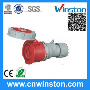 Wst-544 4pin 16A Cee/CE International Standard Connector pictures & photos