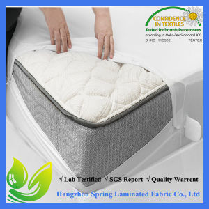 Waterproof Bed Bug Proof Mattress Encasement Premium pictures & photos