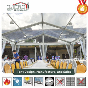 Outdoor Extendable Transparent PVC Marquee Party Tents for 2000 Guests pictures & photos