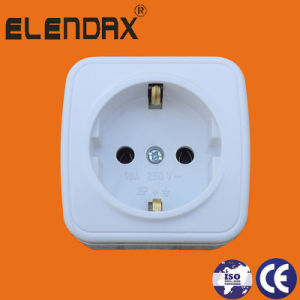 Electrical Wall Socket Outlet (62009) pictures & photos