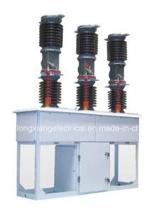 Outdoor High Voltage Vacuum Circuit Breaker for Zw7-40.5 pictures & photos
