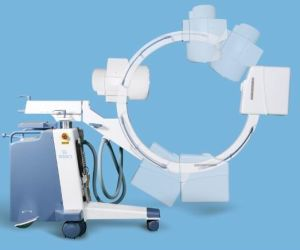 High Frequency Mobile C-Arm X-ray System pictures & photos