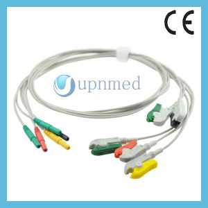 DIN Style 5 Leads Leadwires, Clip, IEC pictures & photos