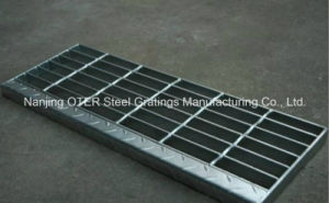 Hot DIP Galvanized Stair Tread pictures & photos