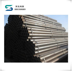 Carbon Steel Pipe ERW Welded Pipe Black Pipe API 5L/ASTM A53 Gr. B Pipe for Oil Pipe/Gas Pipe/Water Pipe pictures & photos