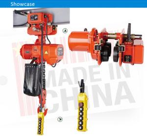 Cheap Construction Crane 5 Ton Chain Hoist pictures & photos