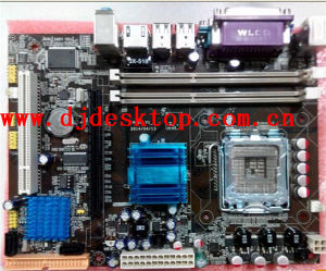 Hot Sale 100% Working! GS45-775 Support 2*DDR3 Mainboard pictures & photos