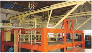 Ecf (A/B) Full Automatic Vertical PU Foaming Machine pictures & photos