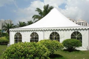 Promotional Advertising Tent with New Design Luxury Chinese Pagoda Tent pictures & photos