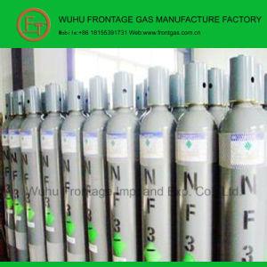 China 99.999% Purity NF3 Gas Bottle Nitrogen Trifluoride - China ...
