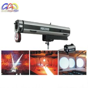 Professional Stage Lighting 2500W Manual Controlled Follow Spot pictures & photos