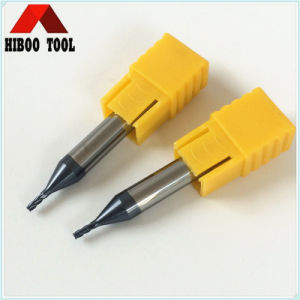 HRC45 Good Quality Short Flutes Carbide Cutting Tool pictures & photos