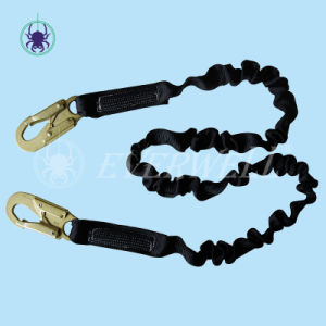 Safety Lanyard with Double Stamped Hook (EW0001L)