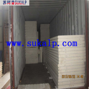 PU Sandwich Panel Container pictures & photos