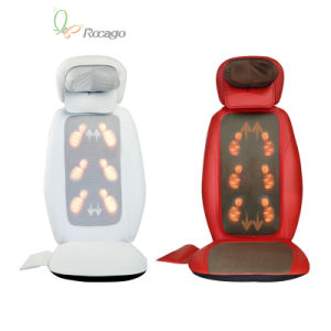 Shiatsu Kneading Neck Back Massage Cushion with Ce/RoHS pictures & photos