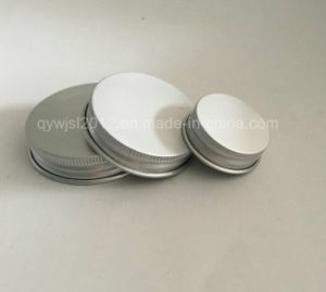 Aluminum Continous Threaded Lid for Honey Pot pictures & photos