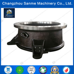 OEM Precision Sand Casting CNC Machining Part for Cursher pictures & photos
